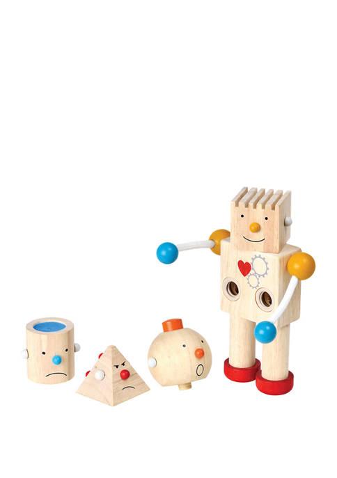 Plan Toys Build-A-Robot