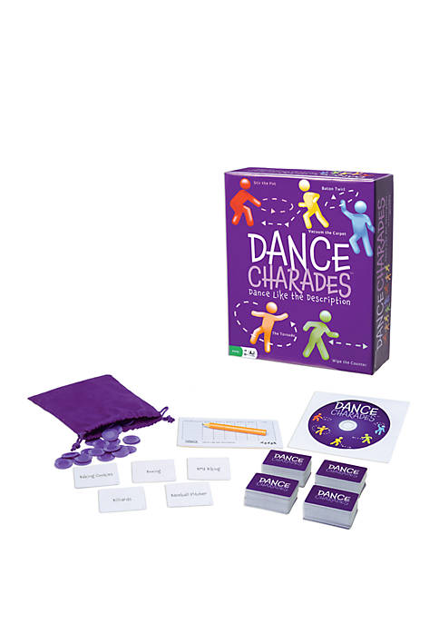 Dance Charades Family Game
