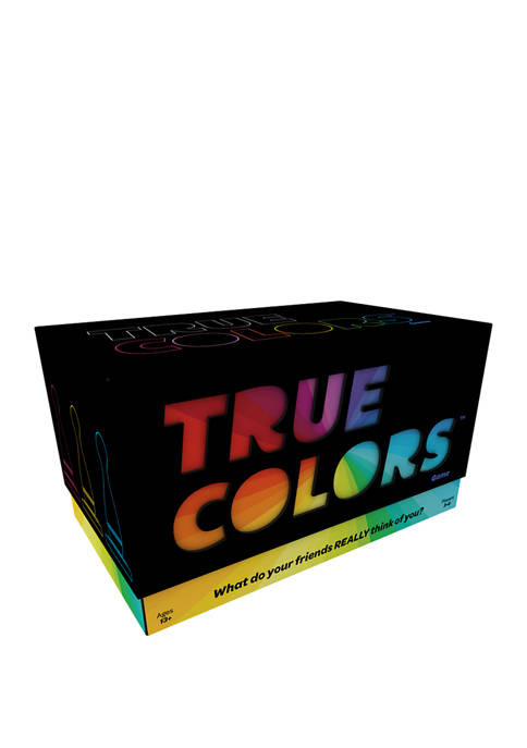 True Colors Adult Party Game