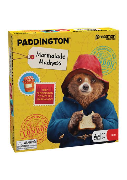 Paddington Marmalade Madness Game
