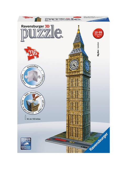 216 Piece 3D Puzzle Big Ben Toy