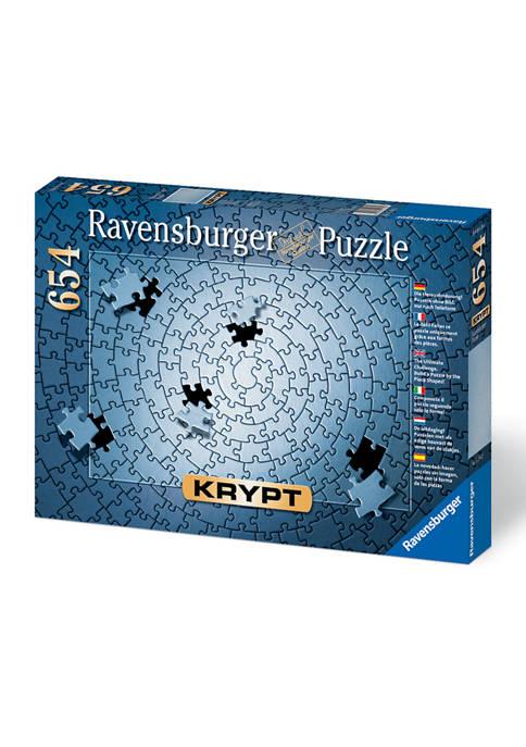 Krypt Blank Puzzle Challenge: 654 Pieces