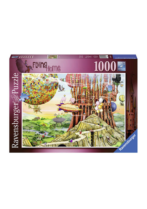 Colin Thompson - Flying Home: 1000 Pieces