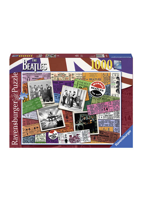 The Beatles - Tickets: 1000 Pieces