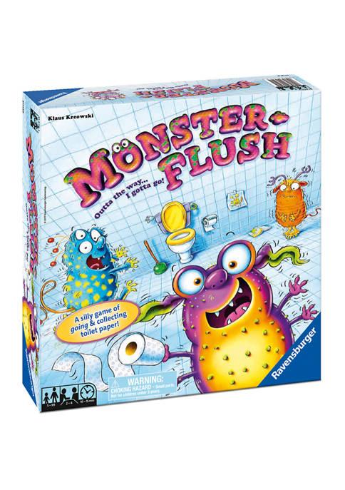 Monster Flush Kids Game