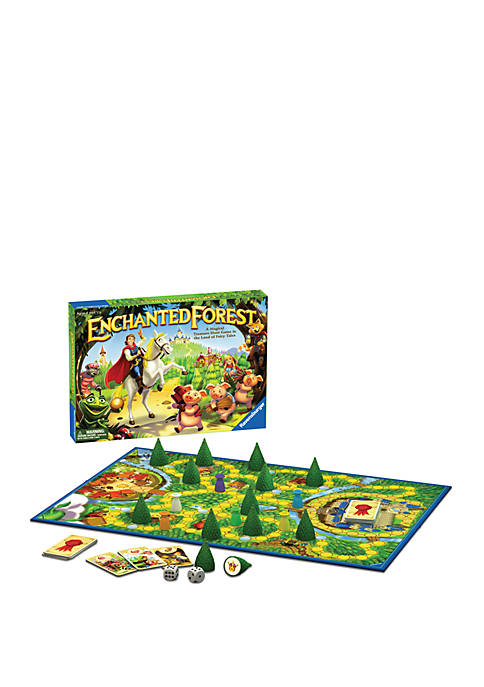 Enchanted Forest Preschool Game