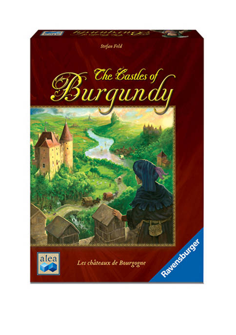 Castles of Burgundy Strategy Game