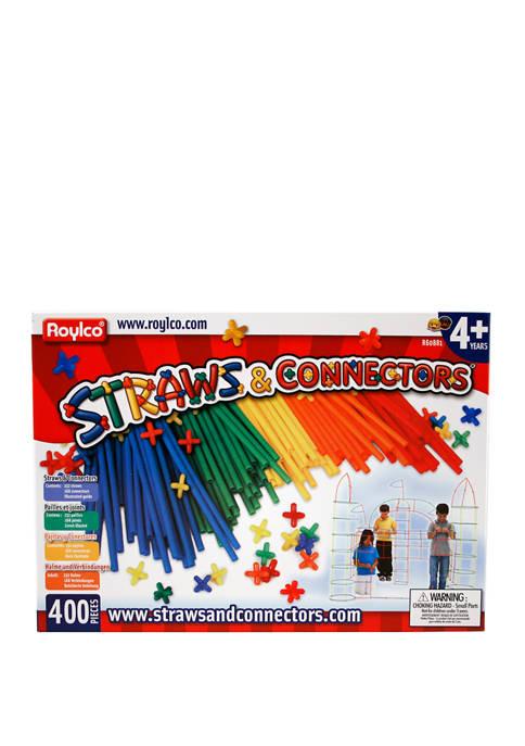 Roylco Straws & Connectors
