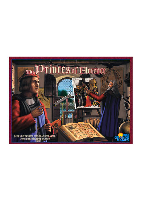Rio Grande Princes of Florence Strategy Game
