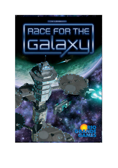 Race for the Galaxy Strategy Game