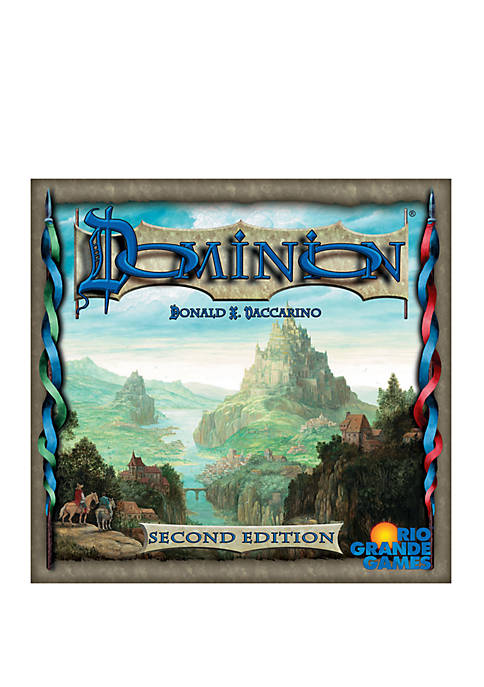 Dominion 2nd Edition Strategy Game