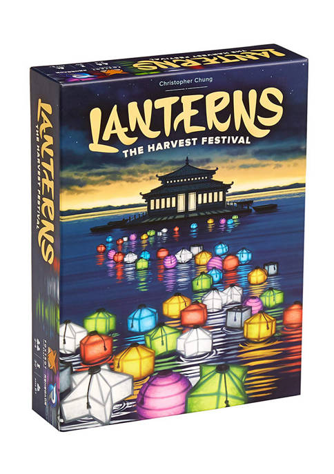 Renegade Game Studios Lanterns: The Harvest Festival Strategy