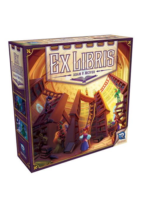 Renegade Game Studios Ex Libris Strategy Game