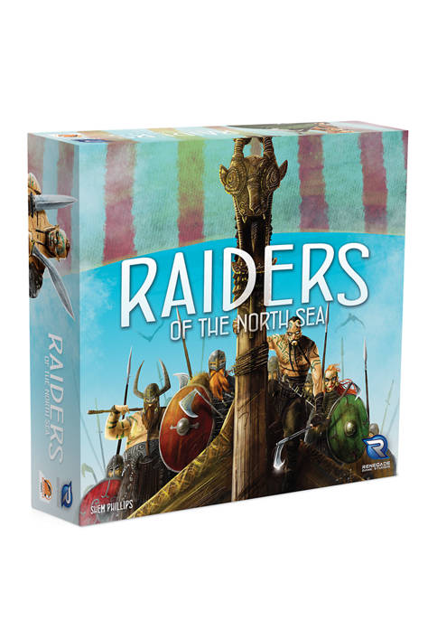 Raiders of the North Sea Strategy Game