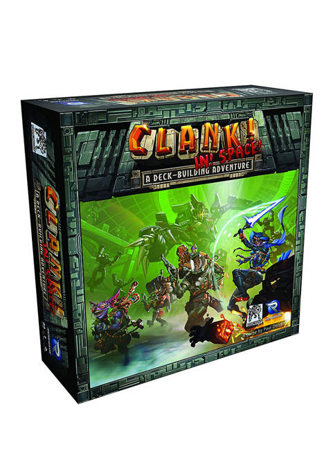 Renegade Game Studios Clank! In! Space! Strategy Game
