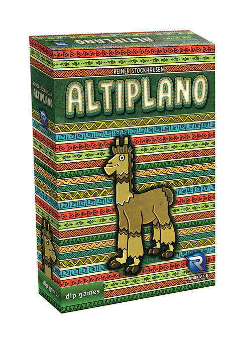 Renegade Game Studios Altiplano Strategy Game