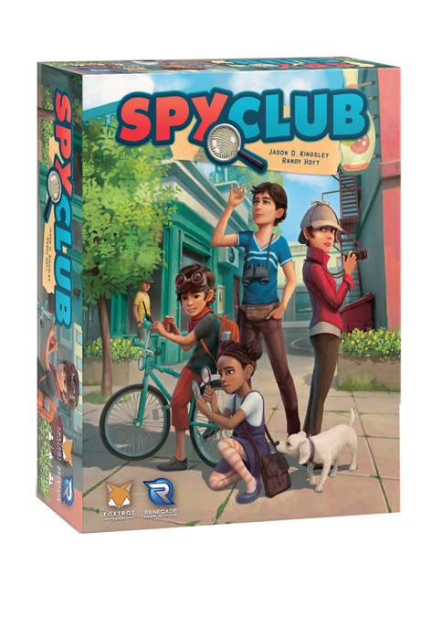 Spy Club Strategy Game