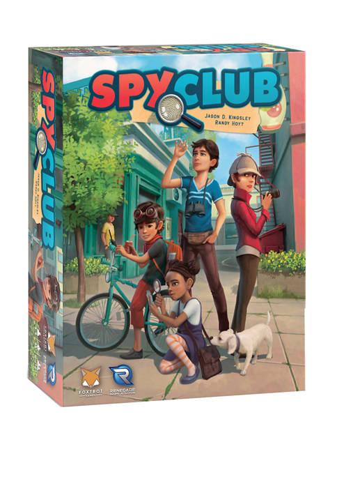 Renegade Game Studios Spy Club Strategy Game