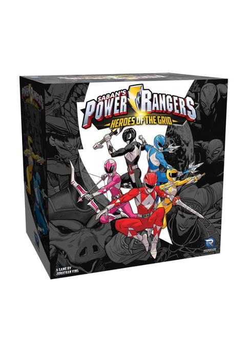 Renegade Game Studios Sabans Power Rangers: Heroes of