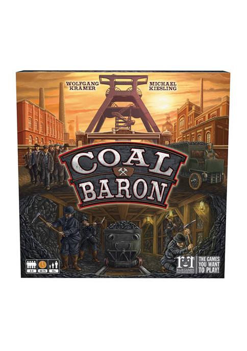 Coal Baron Strategy Game