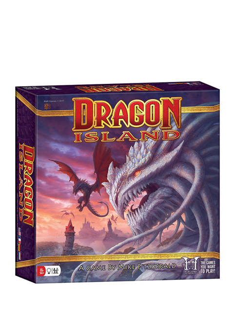 Dragon Island Strategy Game