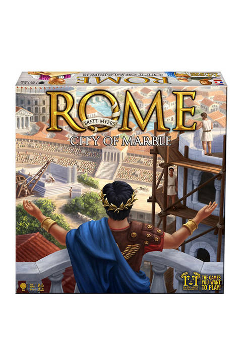 Rome: City of Marble Strategy Game