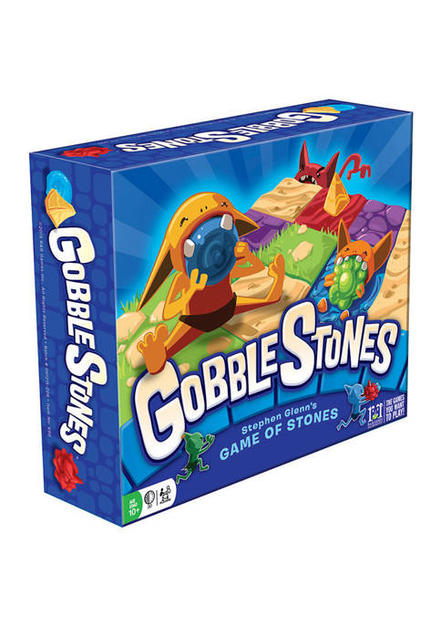 GobbleStones Strategy Game