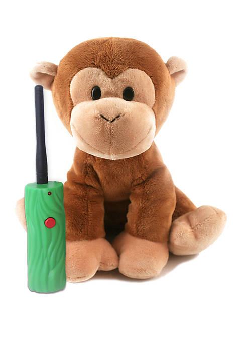 Moki The Monkey Hide and Seek Plush Pal