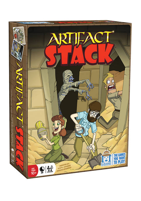 R&R Games Artifact Stack Strategy Game
