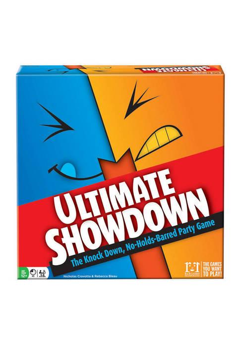 Ultimate Showdown Family Game