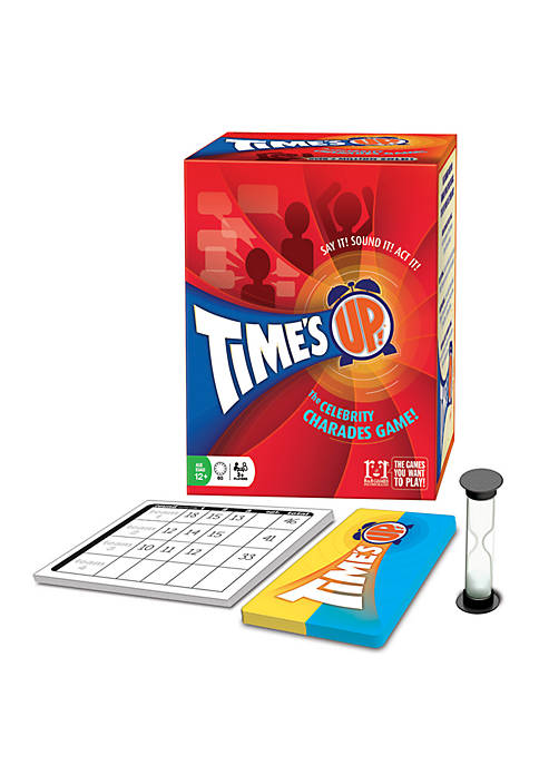 R&R Games Times Up! Adult Party Game