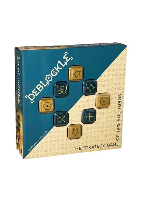 Deblockle Strategy Game