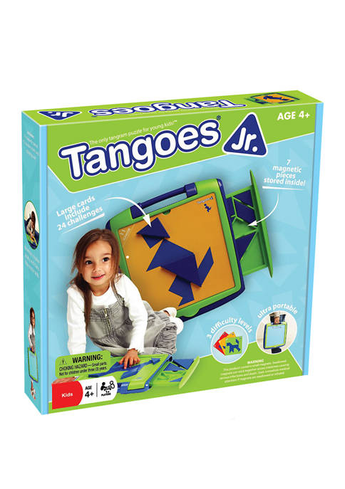 Smart Toys and Games Tangoes Jr. Brain Teaser