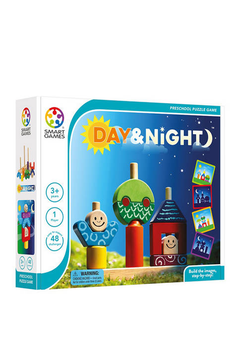Day & Night Brain Teaser Puzzle