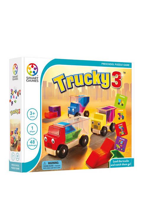 Trucky 3 Brain Teaser Puzzle