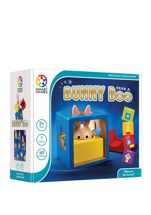 Bunny Peek A Boo Brain Teaser Puzzle