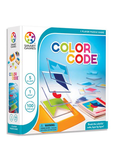 SmartGames Color Code Brain Teaser Puzzle