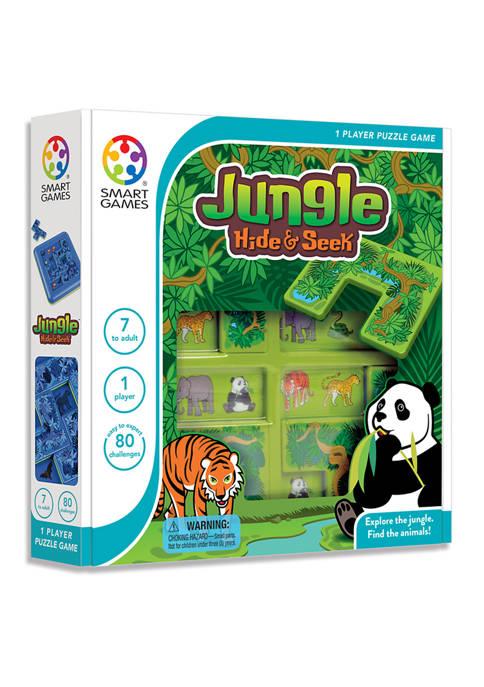 Jungle Hide & Seek Brain Teaser Puzzle