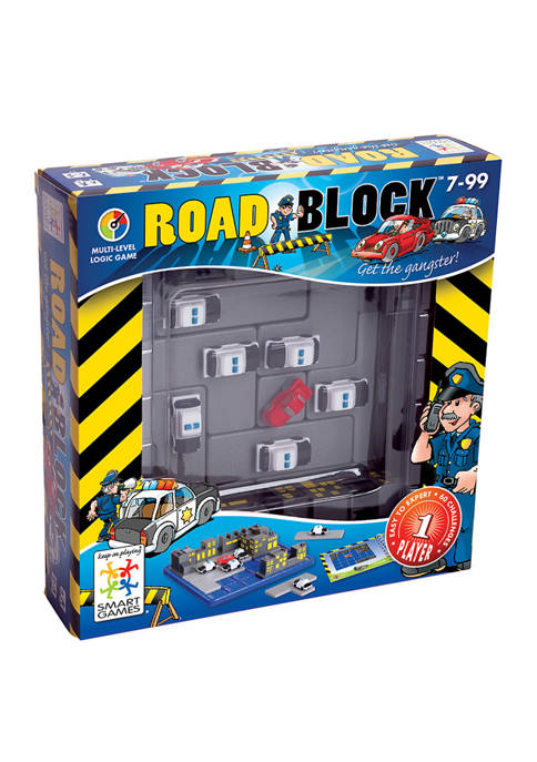 RoadBlock Brain Teaser Puzzle