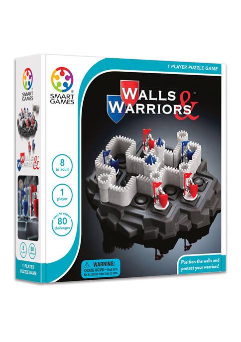Walls & Warriors Brain Teaser Puzzle