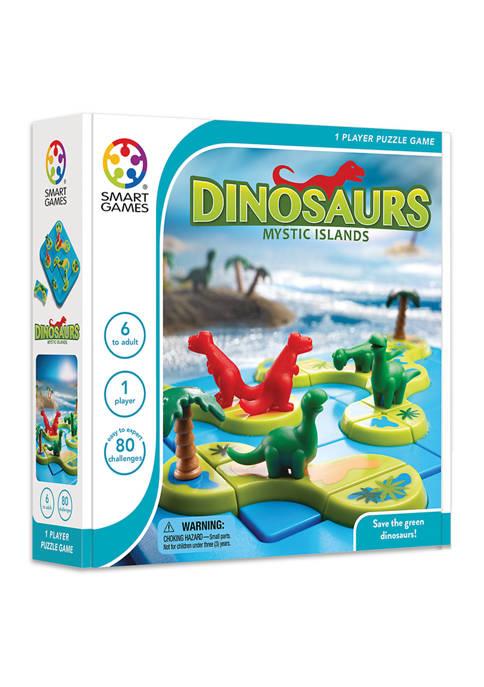Dinosaurs - Mystic Islands Brain Teaser Puzzle