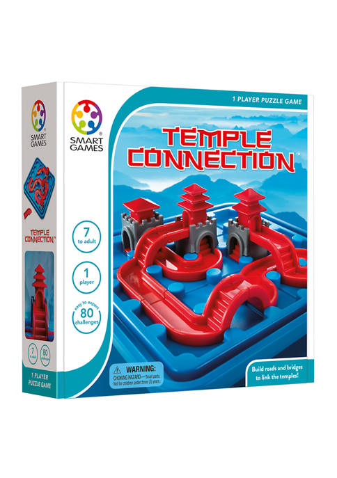 Temple Connection Brain Teaser Puzzle