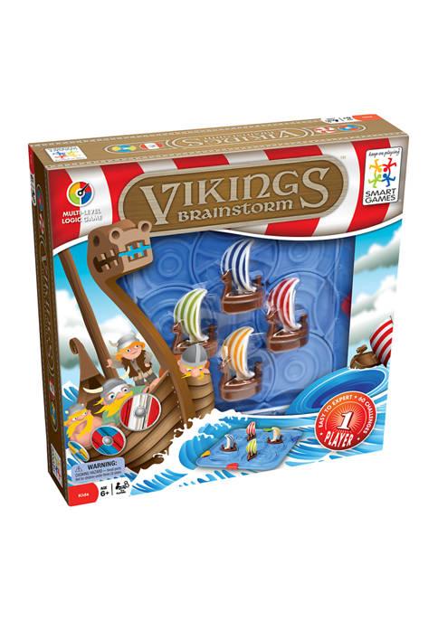Vikings Brainstorm Strategy Game