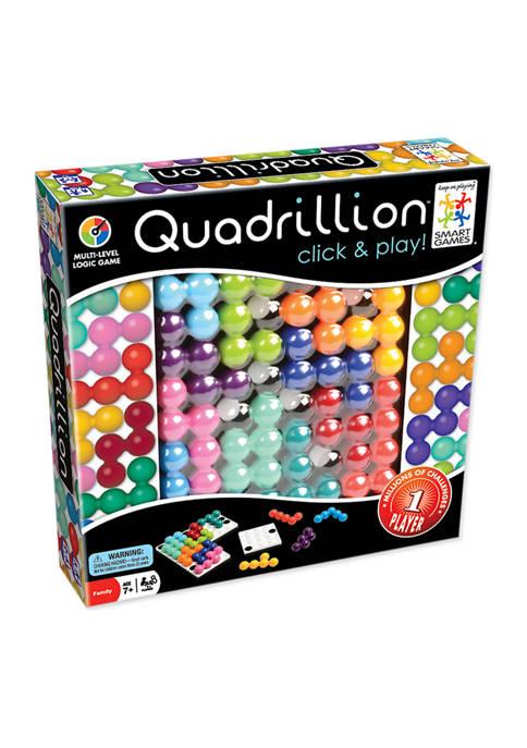 SmartGames Quadrillion Brain Teaser Puzzle