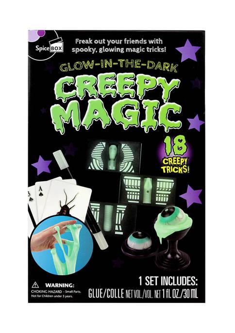 Glow in the Dark Creepy Magic