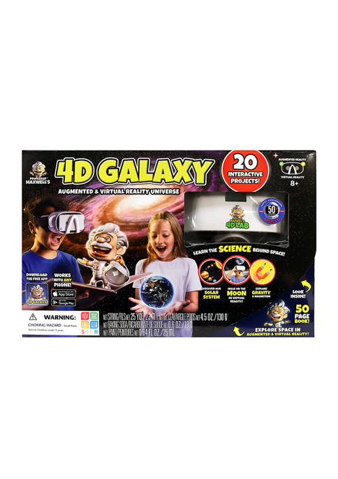SpiceBox Professor Maxwells 4D Galaxy Science Kit