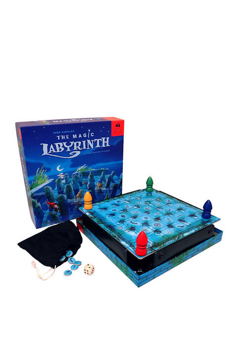 The Magic Labyrinth Family Game