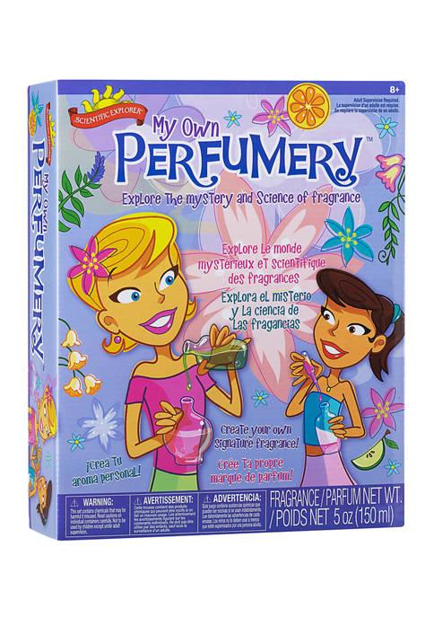 Scientific Explorer My Own Perfumery Science Kit