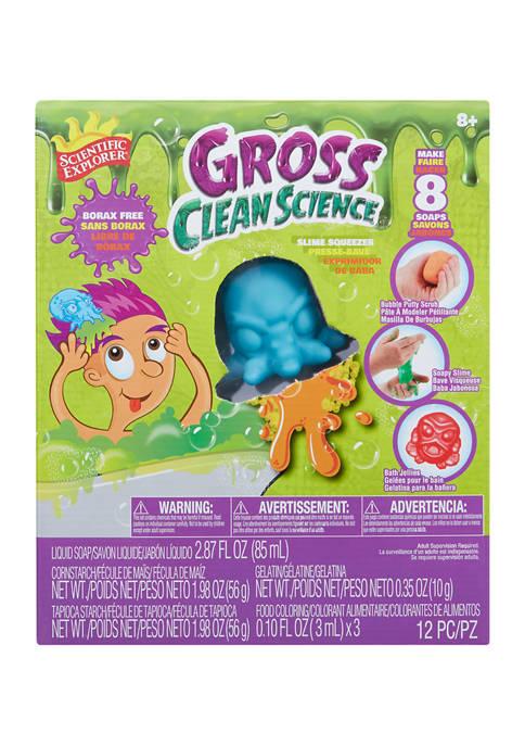 Scientific Explorer Gross Clean Science Kit
