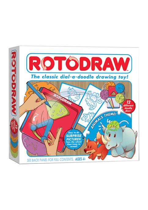 Rotodraw Activity Kit - Animals